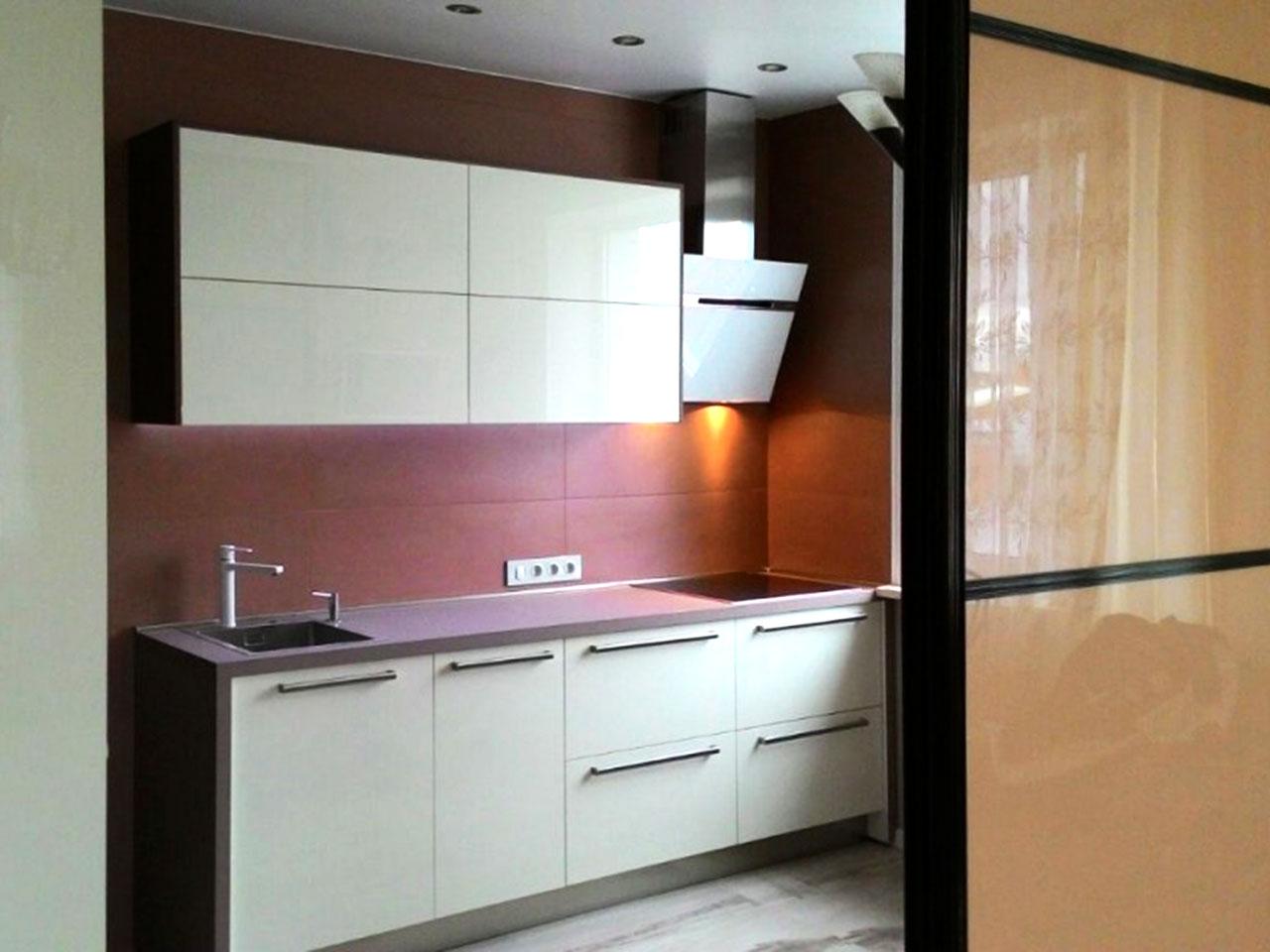 Фото. Кухня на заказ 220 тыс рублей